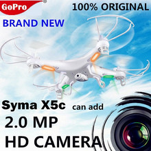 Syma X5 X5c-1 X5c RC Quadcopter drone with Camera Professional Drones with camera hd Vs x5sw X8w X8c rc helicopter dron(China (Mainland))