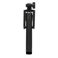 2016 Extendable Handheld Selfie Stick Monopod Tripod for Iphone 4 5 6 6s Plus I6s Samsung