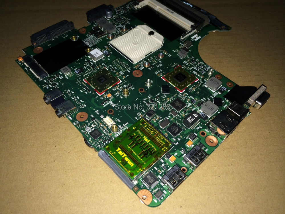 New !! Free Shipping EMS DHL For HP Compaq 6535S 6735S laptop motherboard 494106-001 497613-001(China (Mainland))