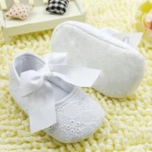 Hot Infant Toddler Leather Crib Shoes Lace Up Stripe Sneaker Baby Prewalker New