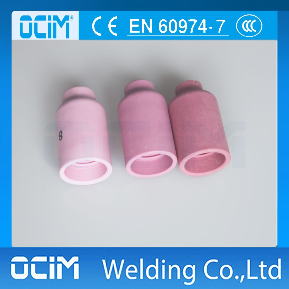 Alumina Nozzle Cup 54N16#6 Fit TIG Weld Torch WP-17 18 WP-26 PK//10