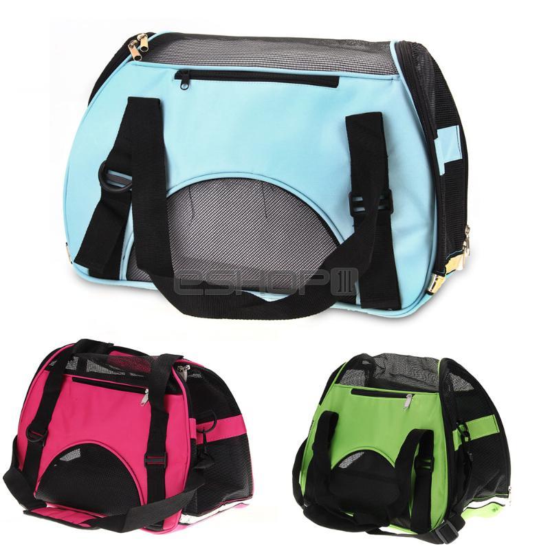Portable Dog Cat Pet Carrier Travel Carry Bag