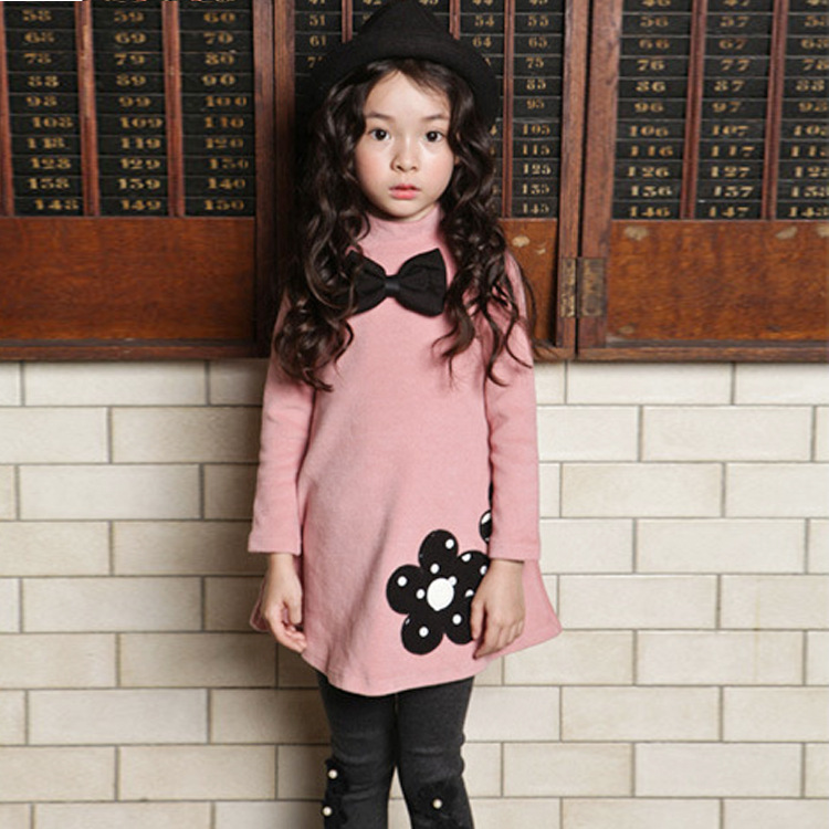 New Kids Girls Winter Cotton Cashmere Dress Fashion Without Thickening on  Behalf of Flower Embroidery. Online Get Cheap Fashion Girl without Dress  Aliexpress com