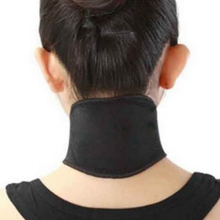 Tourmaline Magnetic Therapy Neck Massager Cervical Vertebra Protection Spontaneous Heating Belt Body Massager