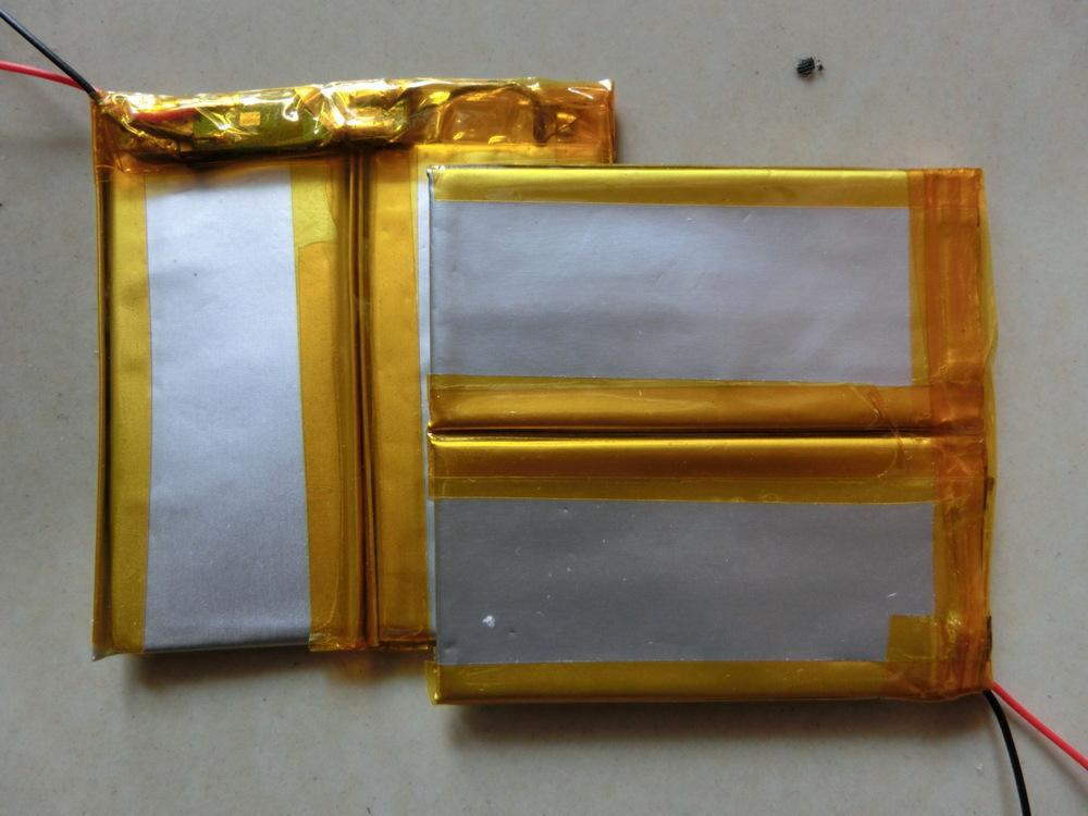 Customers can build ultra-thin lithium battery 7.4V special lithium polymer battery(China (Mainland))