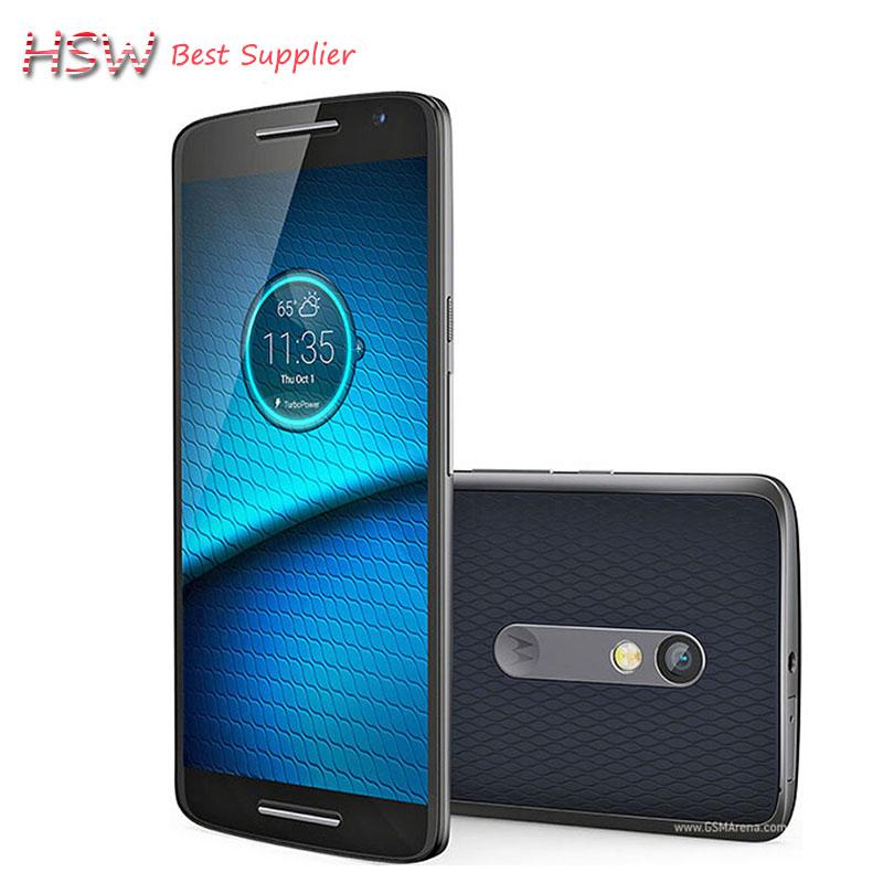"100% Original Unlocked Motorola Droid Maxx 2 XT1565 Mobile Phone Andriod 5.5""Touch screen 16GB Rom 2GB Ram Quad-core cell phone(China (Mainland))"