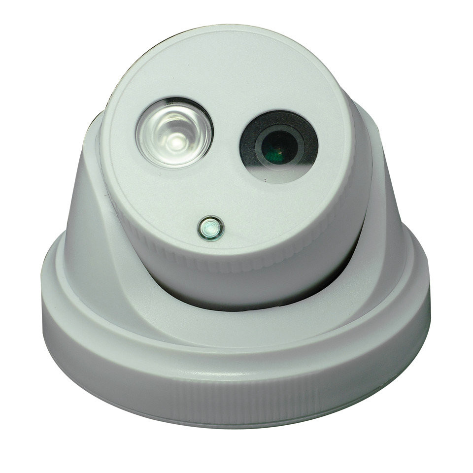 J330b High Quality Waterproof Outdoor 1 Array Infrared Lamp Night Vision 1080P HD 3.6/6/8mm lens ABS Dome Surveillance IP Camera<br><br>Aliexpress