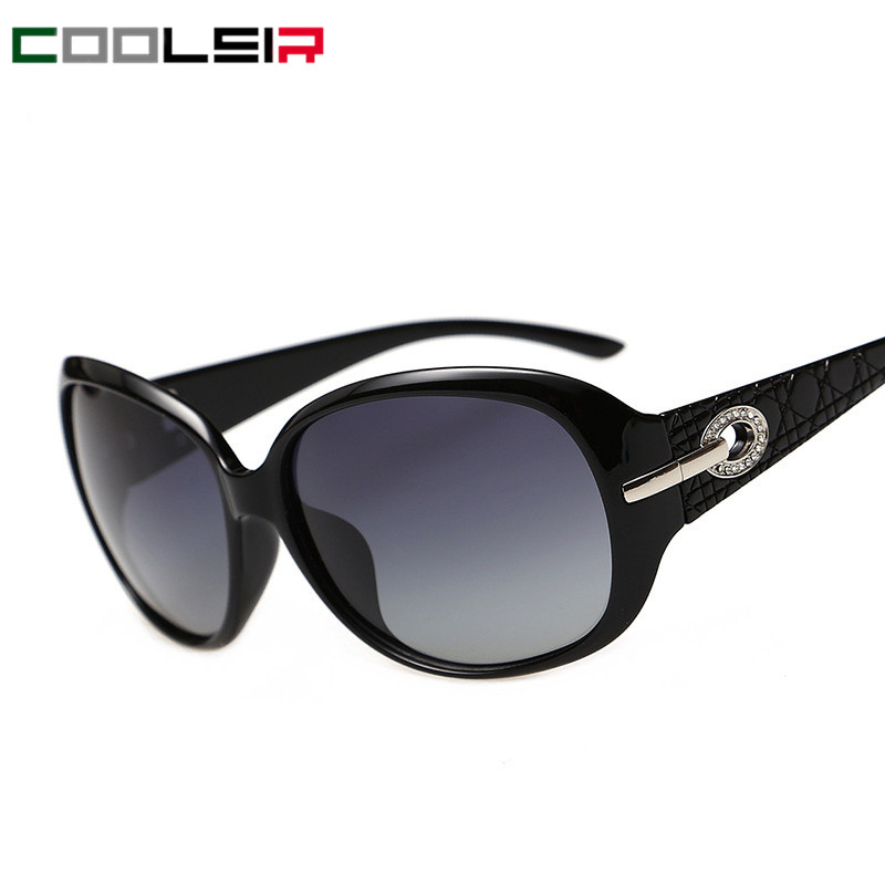 Womens Designer Polarized Sunglasses