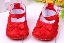 Girls Shoes Todder pre walker shoes infant baby girl prewalker flower soft sole shoes Baby shoes