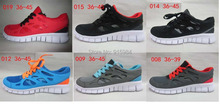 Free shipping summer Hot selling Brand name Women 2.0 sport Barefoot running shoes 36-40