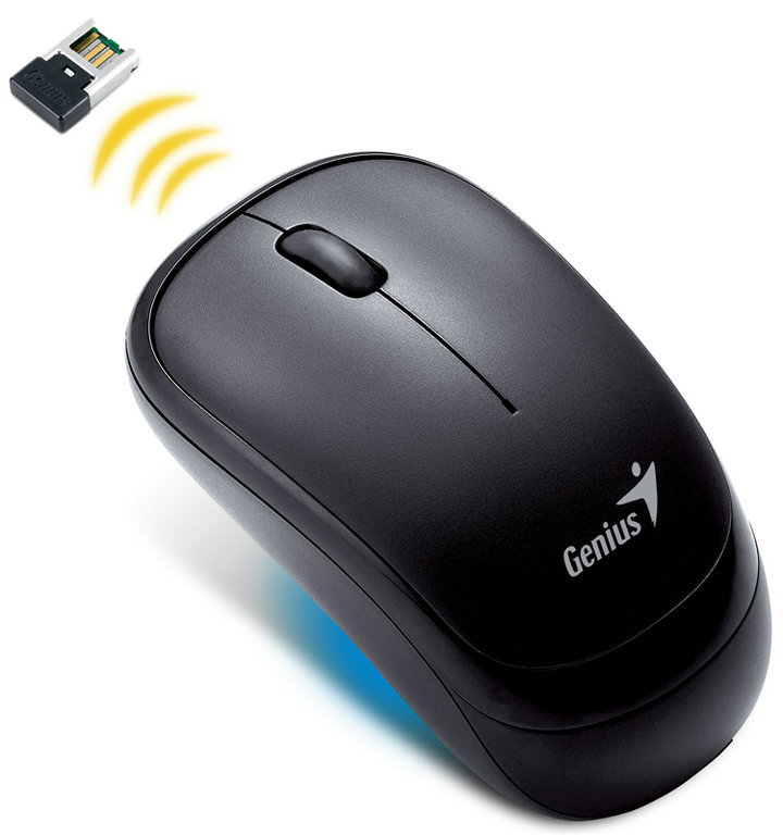 Hot selling 2015 new Genius Blue Cyclones 6000 Wireless Mouse Free Shipping(China (Mainland))