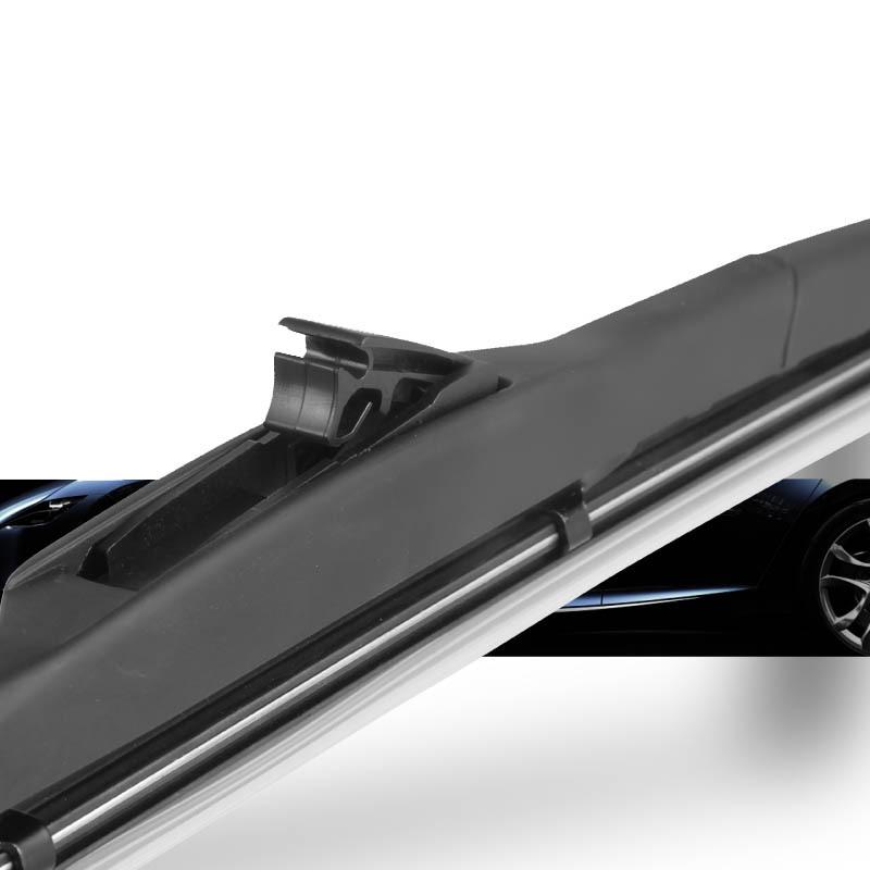 """14"""" ~26inch Bracketless Soft Rubber Windshield Wiper Car Windscreen Scraper Blade Black Color(China (Mainland))"""