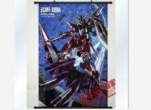Home Decor Japanese Wall poster Scroll Gundam SEED cosplay