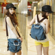Korean Women's Multi functional Canvas Bag