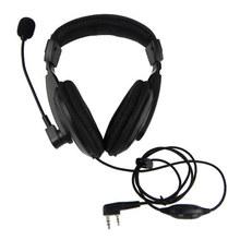 VOX Headset Earpiece For KENWOOD WOUXUN QANSHENG PUXING BFUV5R H555 TYT Radio walkie talkie NEW C0134A