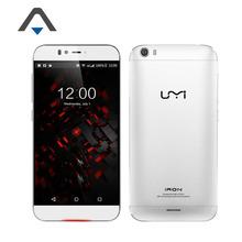 Original UMI IRON FDD 4G LTE 5.5 FHD1920x1080P Android 5.1 64Bit MTK6753 Octa Core 1.3 GHz 3GB RAM 16GB ROM OTG 13.0MP in stock