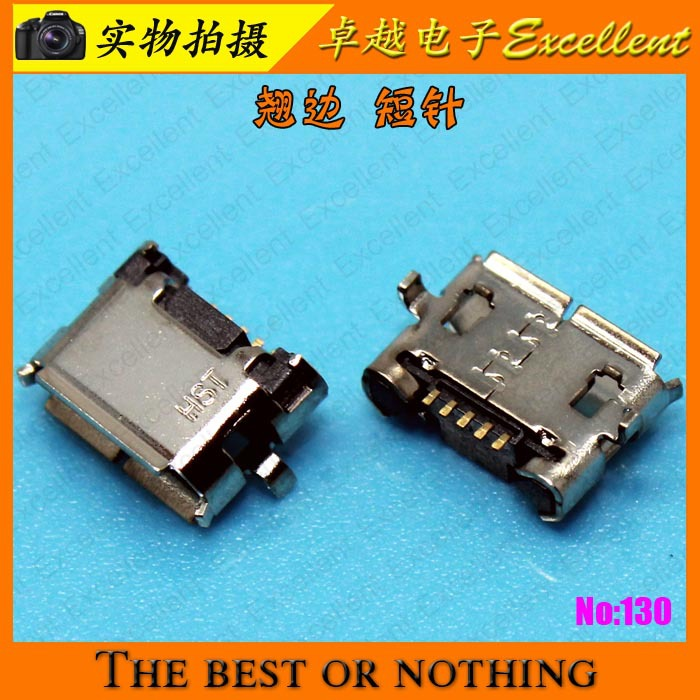 FOR Cheap Android smartphones commonly new Samsung Blackberry Sony Ericsson 5P USB charging port(China (Mainland))