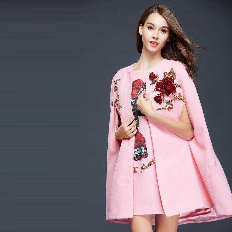 New Arrival 2015 Autumn Winter Dress Women Bohemian Print Wool Cotton Knitted Elegant Lace Patchwork Mid-Calf Dress Sweater LongОдежда и ак�е��уары<br><br><br>Aliexpress