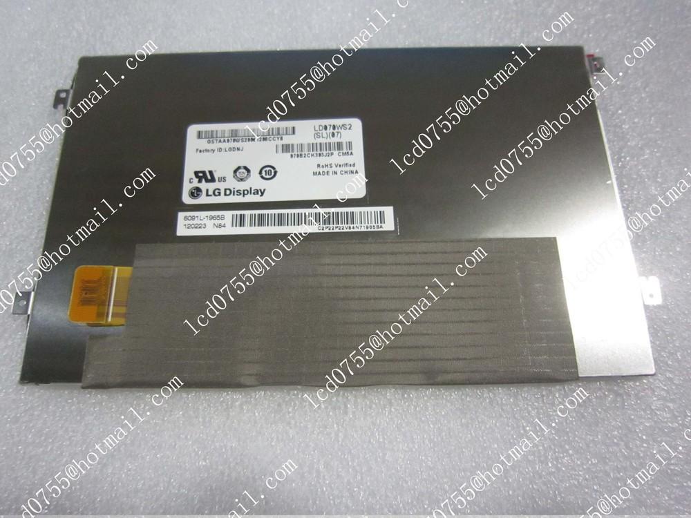 ЖК-модуль LD070WS2 LD070WS2/SL07 LD070WS2 SL07 7/tablet PC m bimbo m bimbo спортивные штаны темно синие