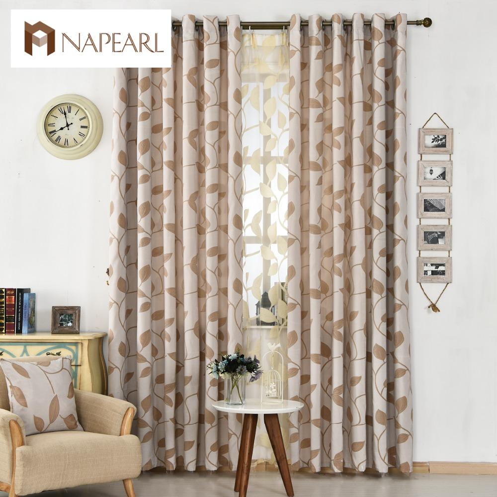 Hoge kwaliteit european curtains jacquard koop goedkope european ...