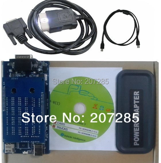2015.3 R3 free active any time Quqlity A TCS  CDP PRO SCANNER plus pro NEW VCI