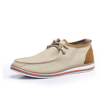 Hot Sales Men Canvas Shoes 2016 Spring/Autumn Lace-up Low Style Fashion Mixed Colors Breathable Rubber Male Flats Casual Shoes(China (Mainland))