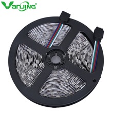 Buy RGB LED Strip 5050 SMD 5M 300LEDS Flexible Light 12V Cool White/Warm White/Red/Green/Blue Flexible LED Ribbon Diode Tape for $4.19 in AliExpress store