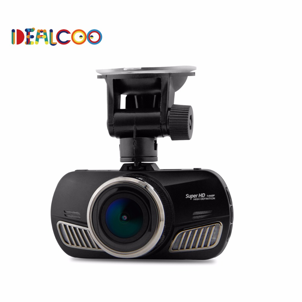2016 New Car DVR Ambarella A12 Car Camera Video Recorder FHD 1440P with GPS Dash Cam DVRs Video Recorder Dashboard Blackbox(China (Mainland))