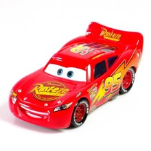 Colorful Mc Queen No.95 of Pixar Cars, Mini Alloy Toy Car,1:55 Scale, Diecast Metal Model Classic Toys Vehicles Collections(China (Mainland))