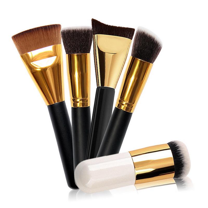 Free Shipping  1 Set Pro Makeup Brushes Powder Foundation Eyeshadow Lip Pincel Maquiagem K5BO<br><br>Aliexpress