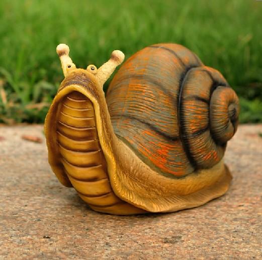 Achetez en gros escargot d cor en ligne des grossistes for Escargot decoration jardin