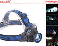 Headlamp Cree Q5 LED Headlight 500lm Built in Lithium Battery Rechargeable Waterproof Head lamps 3 Mode