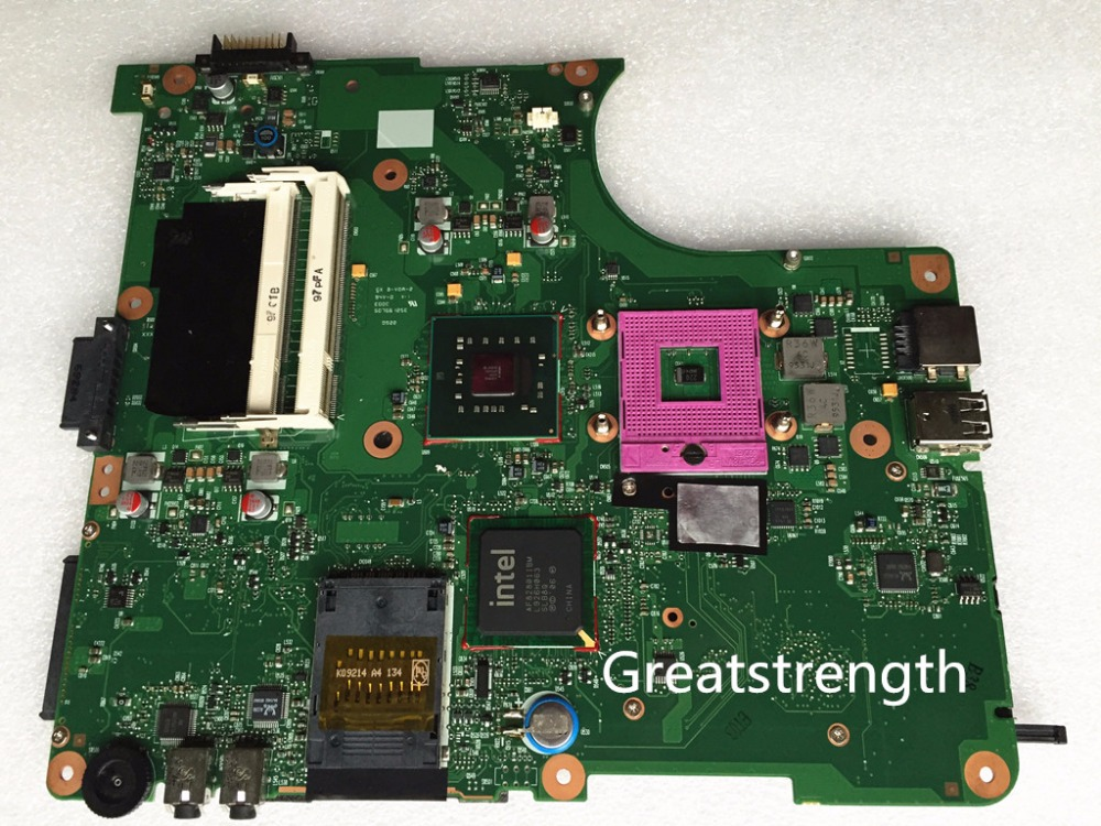 Motherboard L300 for toshiba laptop satellite GL40 6050A2264901-MB-A02 V000138620 main board wholesaler(China (Mainland))