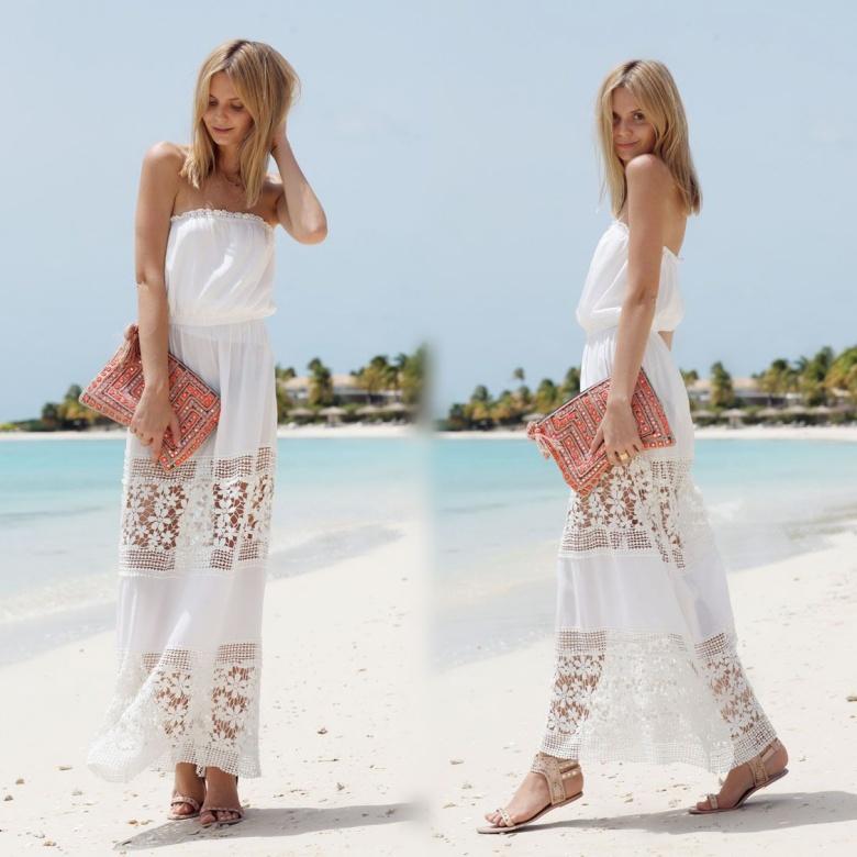 casual summer beach dresses wwwimgkidcom the image