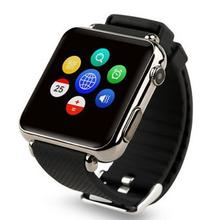 2016 новое поступление Y6 смарт-bluetooth часы с сенсорным Smartwatch 2.5D 1.54 » 1.3 м часы поддержка sim-банк 32 г карты памяти для IOS телефон