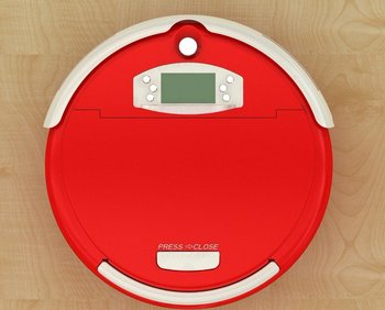 Largest Dust Bin Wet and Dry Mopping Robot Vacuum Cleaner With Remote Controller