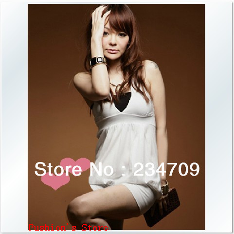 hot sexy white V-Neck skirt dress/dresses new fashion 2013/dress women/bodycon dress,1 pcs/lot