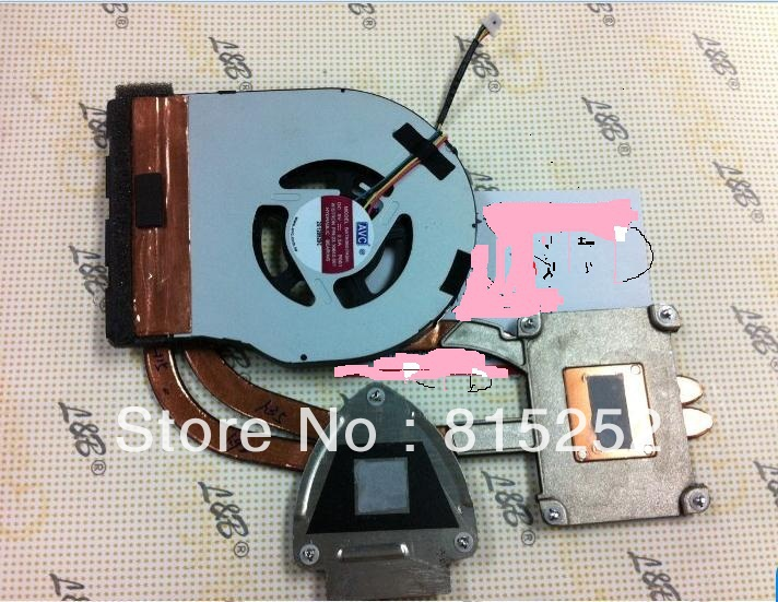 Laptop cup cooler fan with heatsink For lenovo V580 60.4TE15.001 KSB06105HB-BJ49 DC 5V 0.4A<br><br>Aliexpress