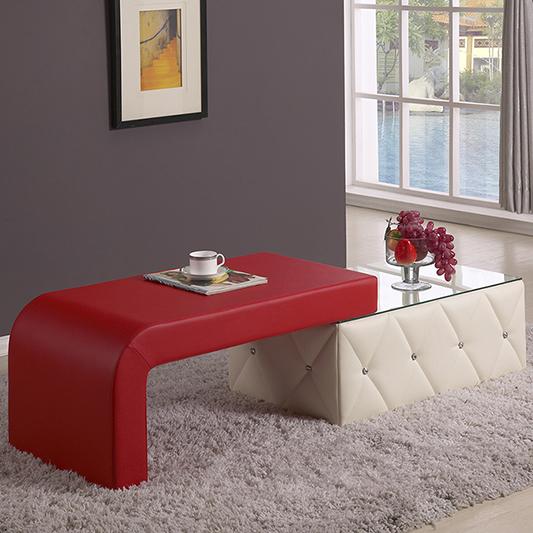 online kaufen gro handel glas quadrat couchtisch aus china. Black Bedroom Furniture Sets. Home Design Ideas