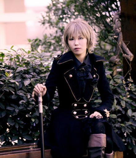 Custom High End Black Fall And Winter Outfit Lovely Bit of Lolita Coat(China (Mainland))
