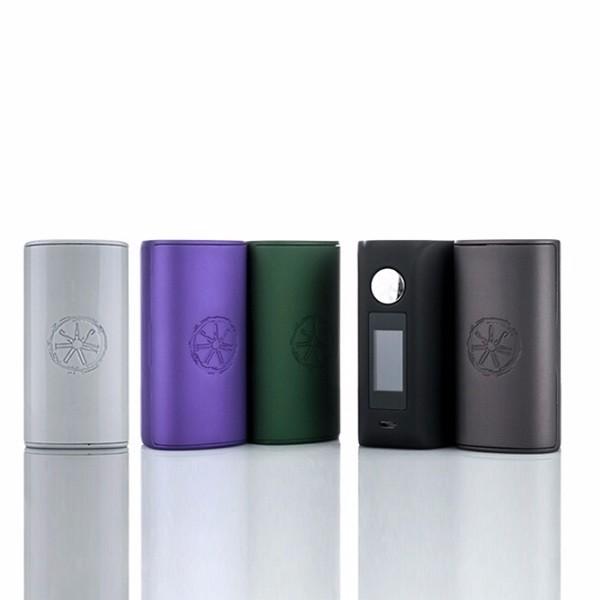 ถูก ใหม่เดิมSigelei asMODus Minikin 2 180วัตต์Modกล่องควบคุมอุณหภูมิTCสมัยบุหรี่อิเล็กทรอนิกส์เฟิร์มแวอัพเกรดสมัยกล่อง