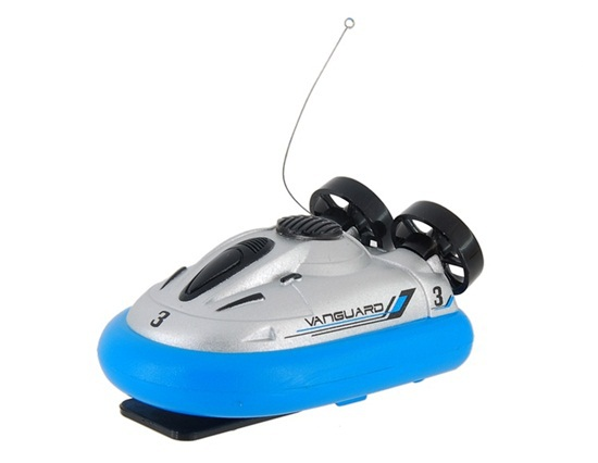 Rc Boats Free 4-Channel Mini RC Hovercraft Control Remote Yacht(China (Mainland))