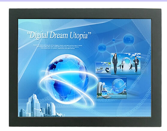 55 Inch Super Thin Cheap IR Touch Led Computer Monitor Open frame touch monitor(China (Mainland))