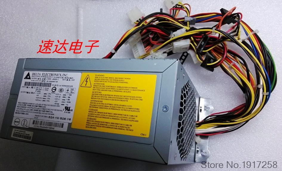 Фотография Free shipping 90% of the  650W power supply TDPS-650BB A 81-53030007-00 Used disassemble