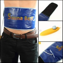 1 pcs New Slimming  velform sauna belt original fat weight loss back pain free shipping