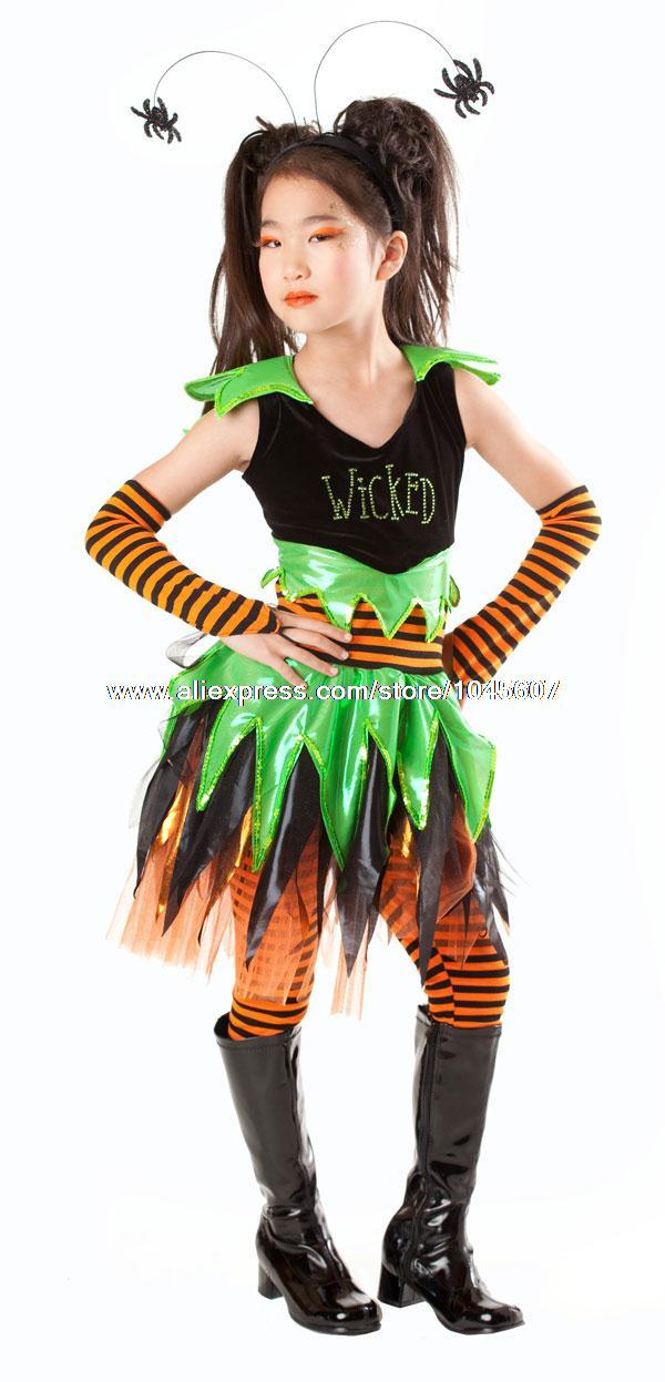 Child Wicked Witch Costume Wicked Witch Child Costume