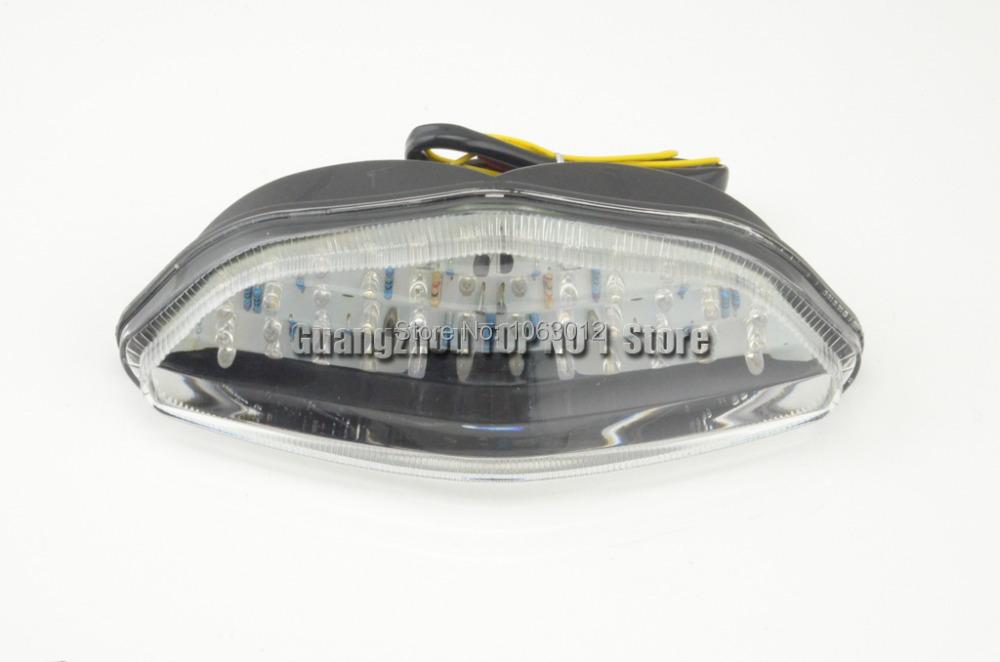 Motorcycle Led taillight lamp brake signal light for suzuki DL 650 1000 v-strom 2003-2010 2009 2008 2007 2006 2005 2004(China (Mainland))