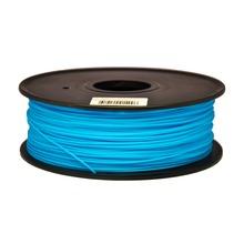 Synkia brand Skyblue3D Printer Filaments PLA 1kg plastic Rubber Consumables for 3d Pen MakerBot/RepRap/UP/Mendel