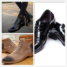 Men Women Round Thin Shoe Laces Waxed Bootlaces For Leather Oxford Brogues  4 Colors for Choose