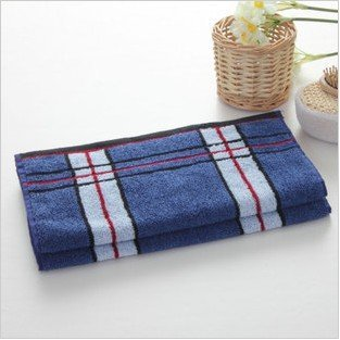 Free shipping ! wholesale 34*76cm 95g Multi-Color 5pcs/lot 100% cotton soft face towel /face cloths/washer towel/hand towel